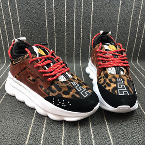 "Versace Chain Reaction ""Red/Gold"" - Hype Aparell"