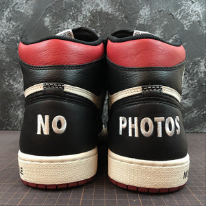 "Nike Air Jordan 1 ""Not For Resale"" - Hype Aparell"