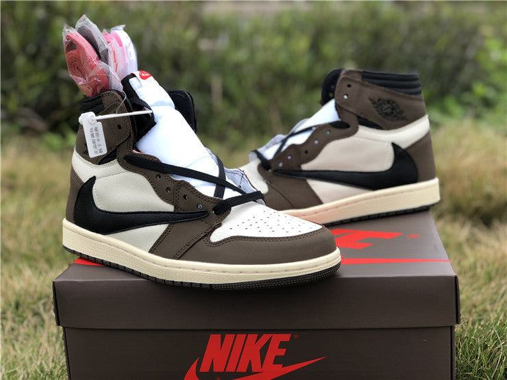 Nike x Travis Scott Air Jordan 1