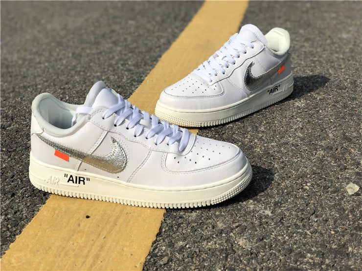 "Nike x Off-White ""Air Force 1"" AF100 - Hype Aparell"
