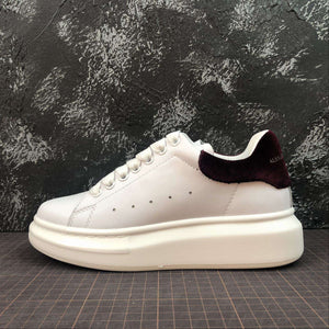 "Alexander McQueen ""Leather"" Bordeaux - Hype Aparell"