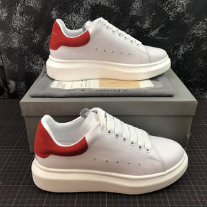 """Alexander McQueen ""Leather""  Rosso - Hype Aparell"