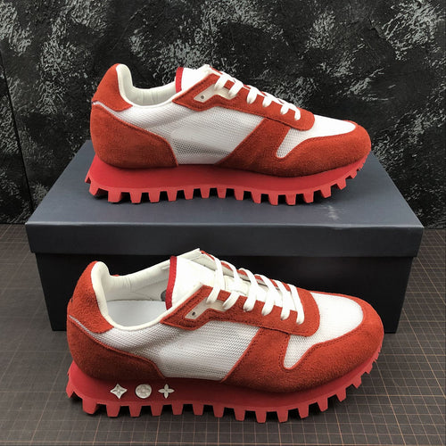 Louis Vuitton Runner Rosse - Luxury Aparell