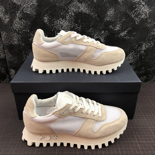 Louis Vuitton Runner Bianche - Luxury Aparell