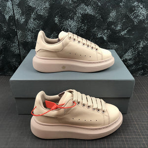 """Alexander McQueen ""Leather"" Beige - Hype Aparell"