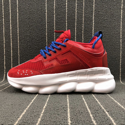 "Versace Chain Reaction ""Red"" - Hype Aparell"