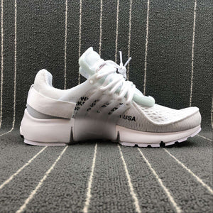 "Nike x Off White ""Presto Air White"" - Hype Aparell"