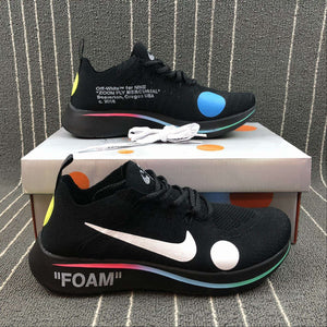 "Nike x Off White ""Zoom Fly Black"" - Hype Aparell"