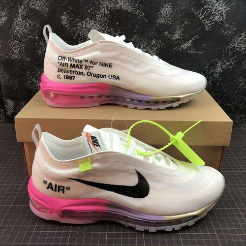 "Off-White x Serena Williams x Nike Air Max 97 ""QUEEN"" - Luxury Aparell"