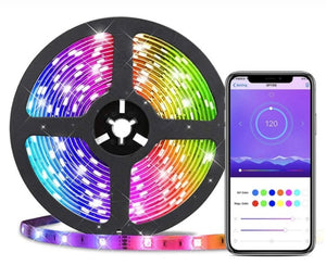 Rainbow Smart™ WiFi LED Light Strips 2.0