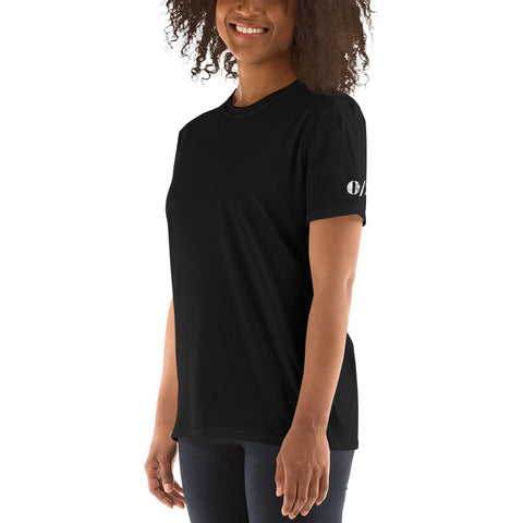 Gildan O/2 brand Women's Short-Sleeve T-Shirt (good)
