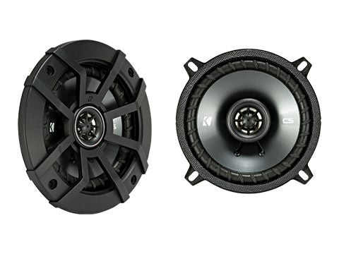 "KICKER CS SERIES CSC5 225W 5.25"" Pair Coaxial Speakers"