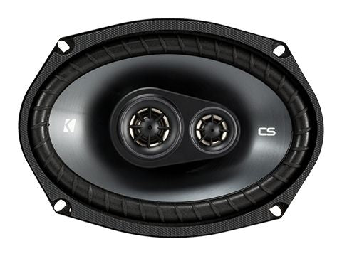 "KICKER CS SERIES CSC693 450W 6x9"" Pair Coaxial Speakers"