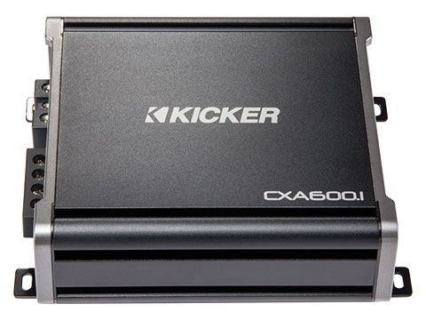 KICKER CX600.1 600W Mono Amplifier