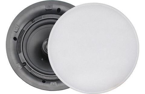 "Fusion MS-CL602 6"" 120 Watt 2-Way Full Range In-Ceiling Speakers"