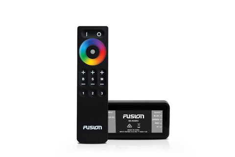 Fusion MS-RGBRC RGB Lighting Control Module With Wireless Remote Control
