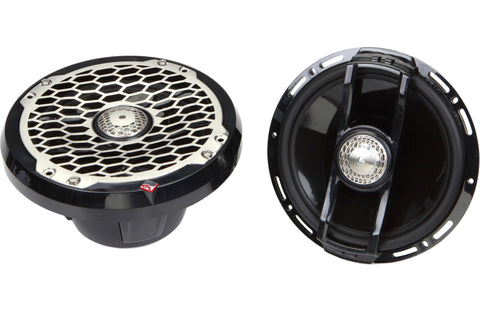 "Rockford Fosgate PM2652B Punch Series 6-1/2"" 2-way marine speakers"