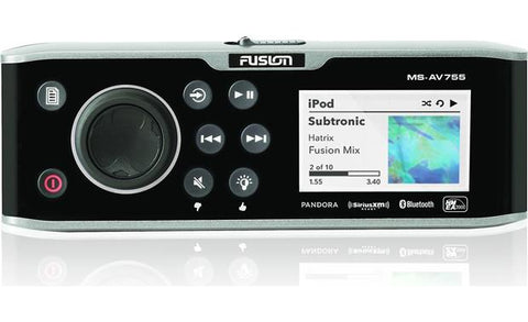 Fusion Marine Entertainment System with DVD/CD Player MS-AV755