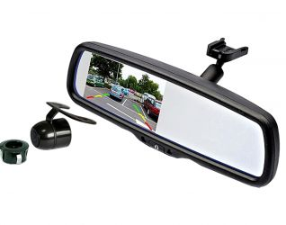 Mongoose MCK43T2 Reverse Camera and Monitor Kit