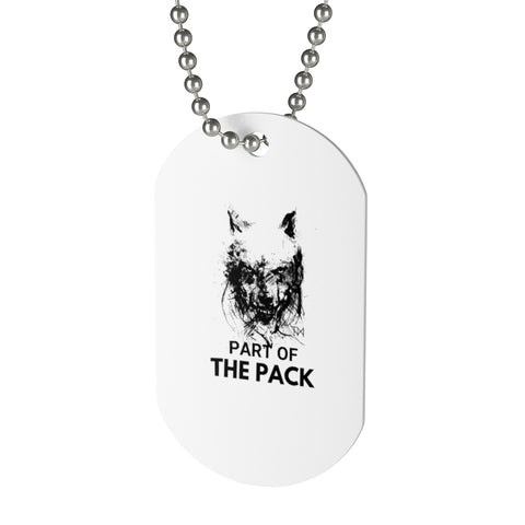 Dog Tag | LIVESWOLL
