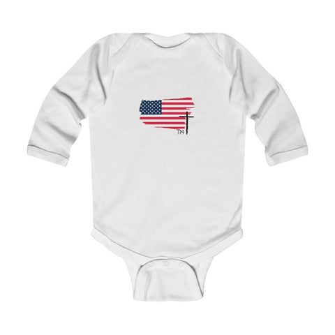 Infant Long Sleeve Bodysuit | LIVESWOLL