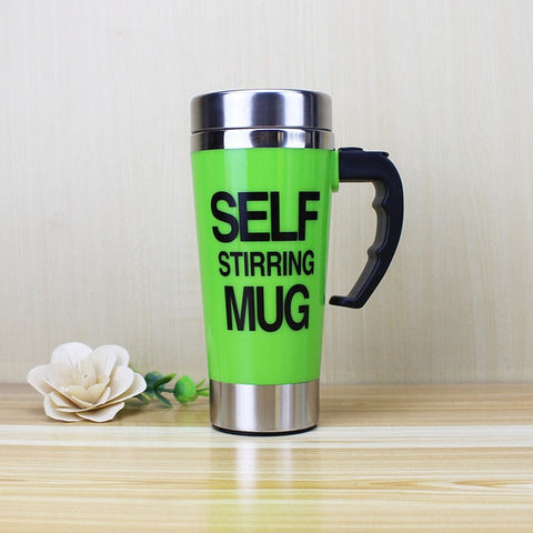 Self Stirring Mug | LIVESWOLL