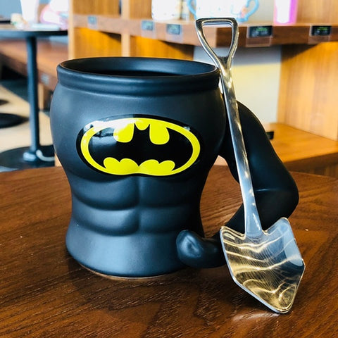 Super Hero Mugs | LIVESWOLL