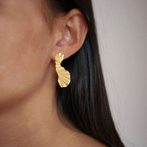 Big Wave - Earrings