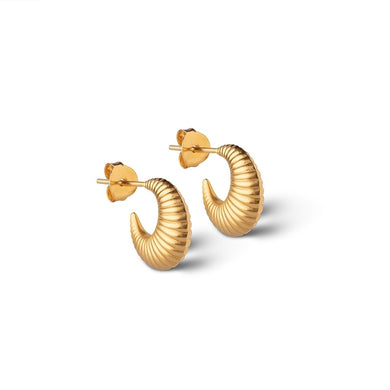 Cornelia Hoops Small - Earrings