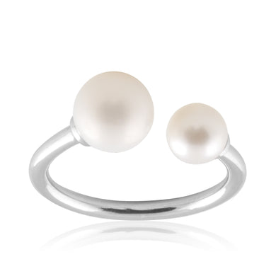 Funky Pearls - Ring