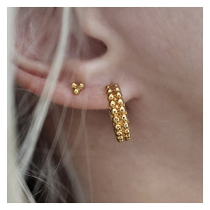 Stud Petite Flower - Earrings