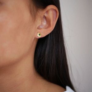 Stud Shell - Earrings