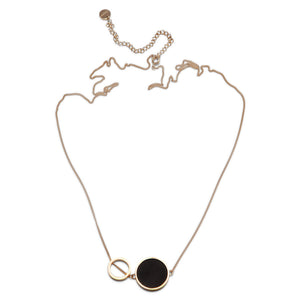 Luna - Eclipse Necklace