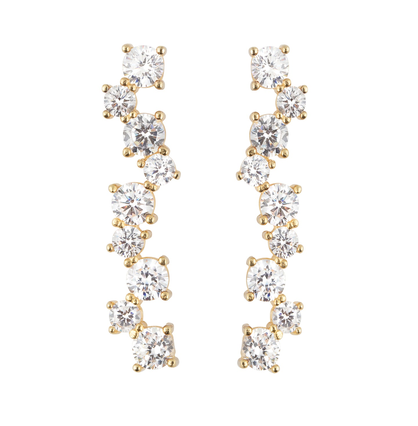 Gatsby Long - Earrings