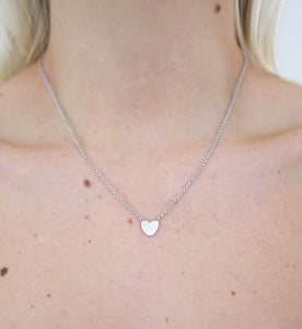 Mini Heart - Necklace