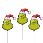 "14"" The Grinch Balloon"