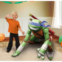 "Ninja Turtles 44"" Leonardo Airwalker Balloon"