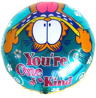 Garfield You are one of a Kind Balloon