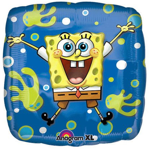 SpongeBob Joy Birthday Balloon