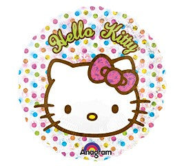 Hello Kitty Holographic Balloon