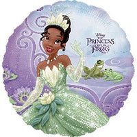 The Princess and the Frog Balloon
