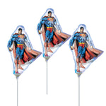 "14"" Superman Birthday Balloons"