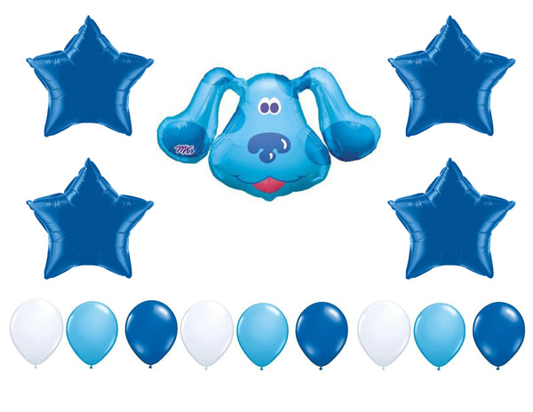 Blues Clues Birthday Balloons 14pc