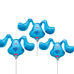 "14"" Blues Clues Birthday Balloons"