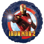 Iron Man 2 Birthday Balloon