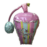 "40"" Just Pamper Me Perfume Mylar Super Shape Balloon"