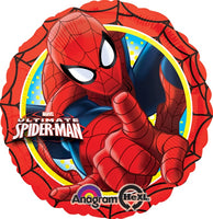 Ultimate Spider-Man Action Balloon