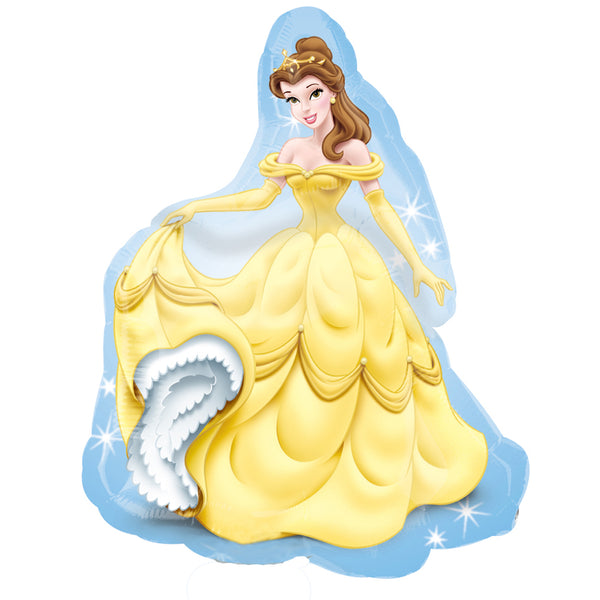 Giant Princess Belle Balloon Beauty and the Beast