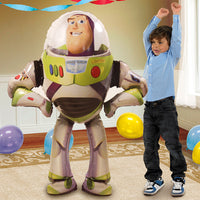 "Toy Story Buzz Lightyear 53"" Airwalker Birthday Balloon"