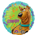 Scooby Doo Birthday Balloon